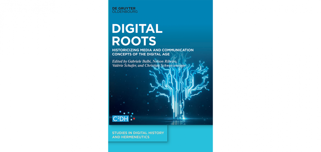 Digital Roots cover