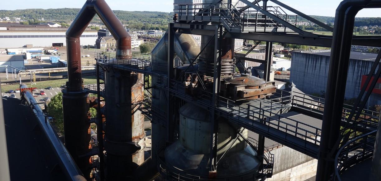 Belval blast furnace
