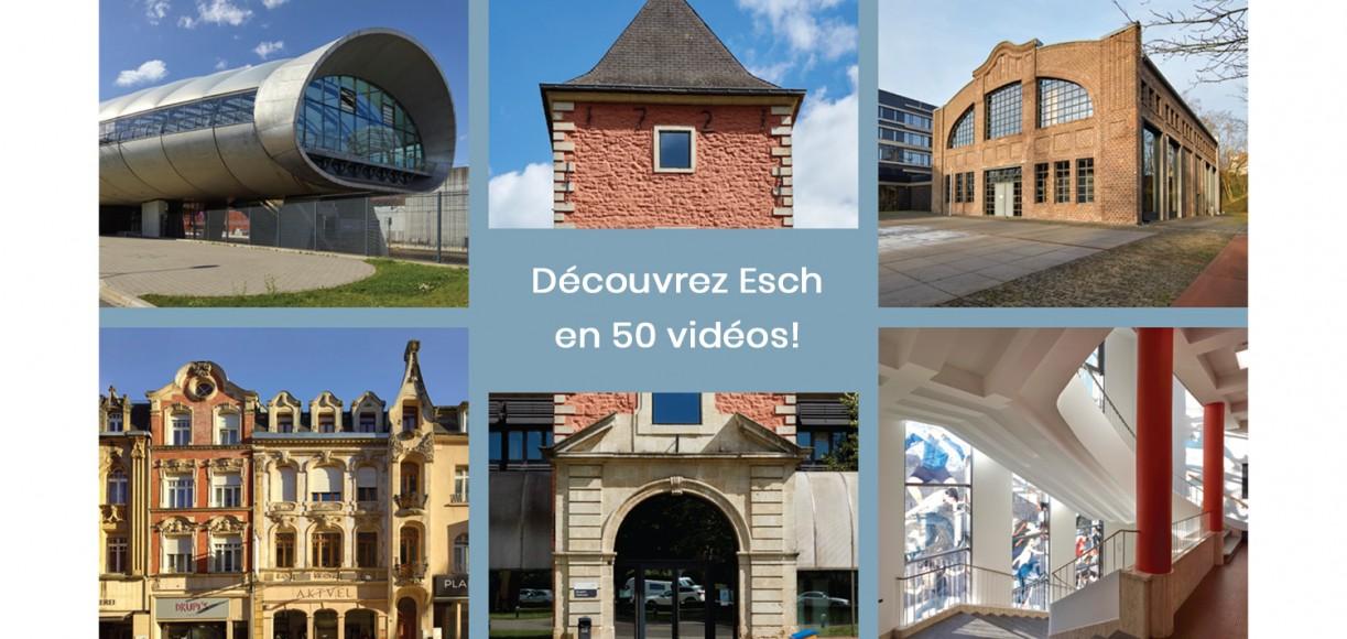Guide historique et architectural Esch