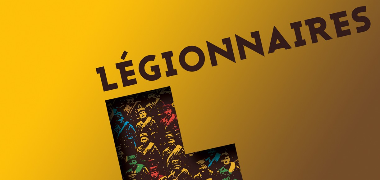 Légionnaires exhibition