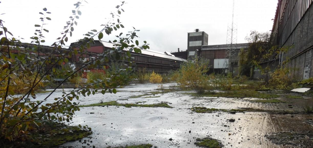 Industrial wasteland (Esch-Schifflange) (by Maxime Derian)