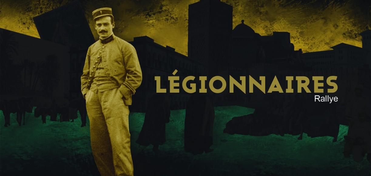 Légionnaires Rallye