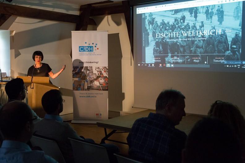ForumZ Storytelling. Presentation Camarda