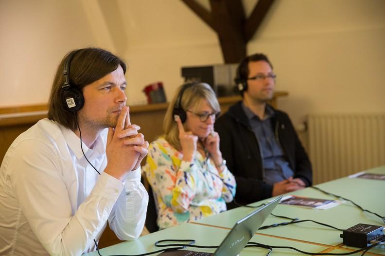 ForumZ Storytelling. Presentation Krebs
