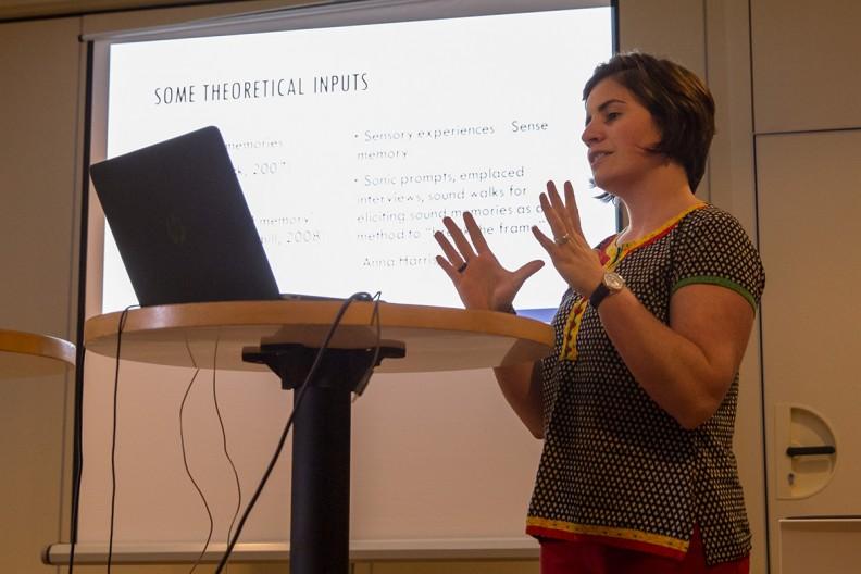 ForumZ Storytelling. Presentation Lucchesi