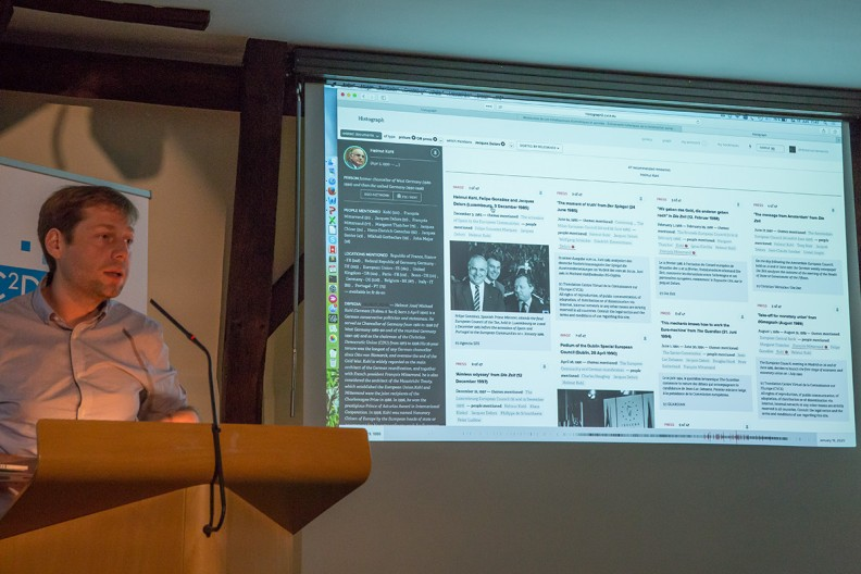 ForumZ Storytelling. Presentation Duering