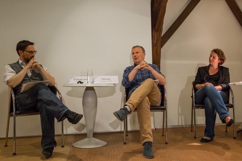ForumZ Storytelling. Table ronde