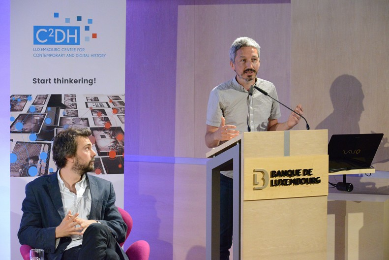 ForumZ: Glocal histories of finance - Benoît Majerus