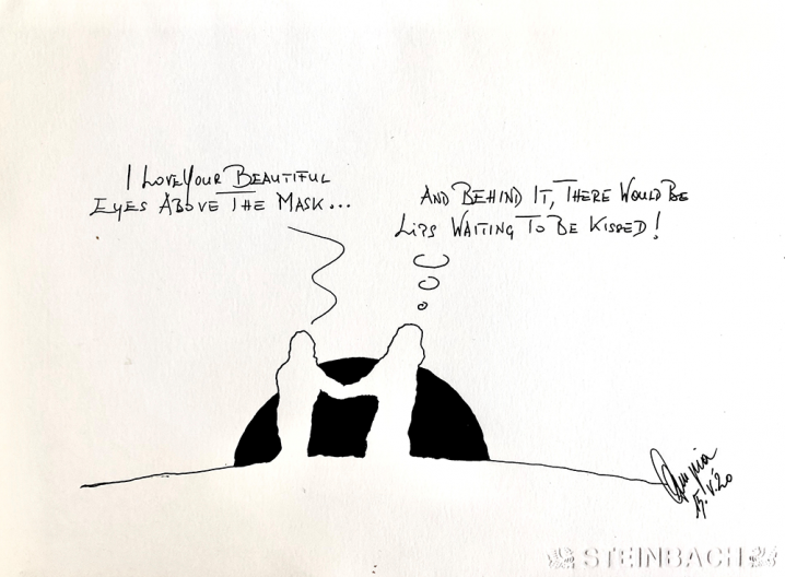 Cartoon by Georg Riesenhuber