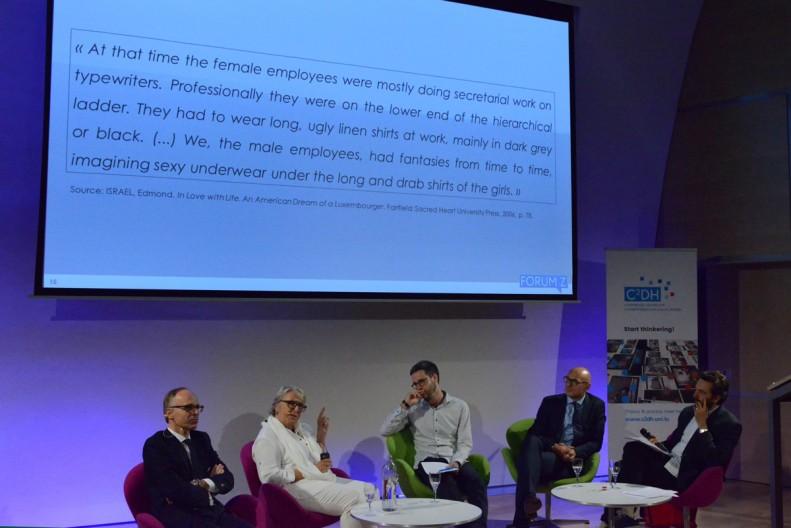 ForumZ: Glocal histories of finance - podium