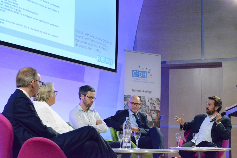 ForumZ: Glocal histories of finance - table ronde