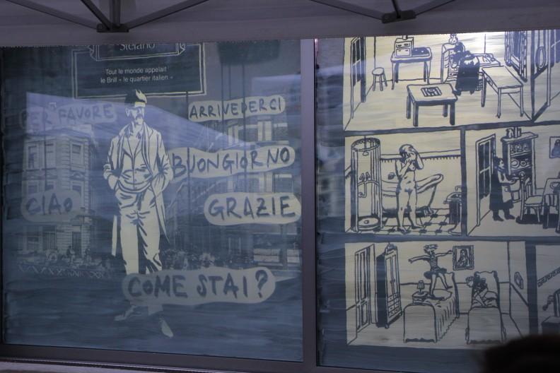 History lab Stefano