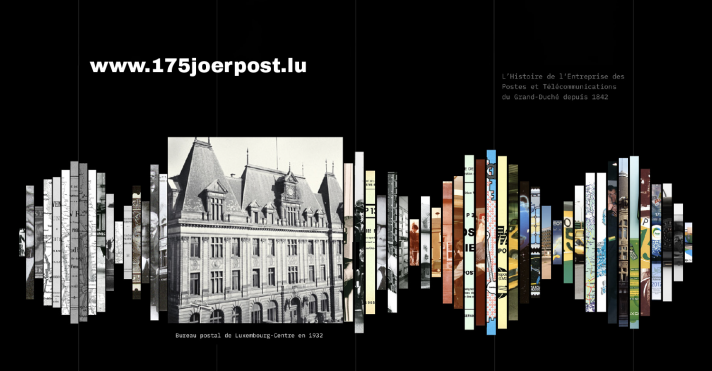 Exposition virtuelle Post Luxembourg