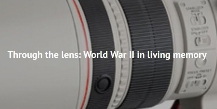 Virtual exhibition Through the lens